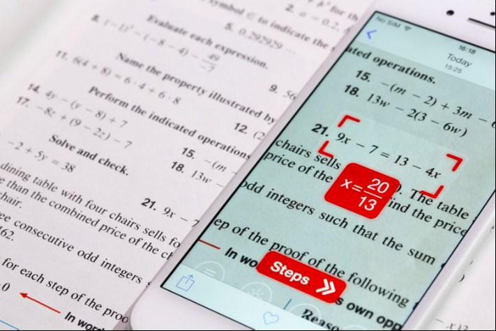 PhotoMath: App fotografiert und löst Mathematik-Aufgaben - WinFuture.de