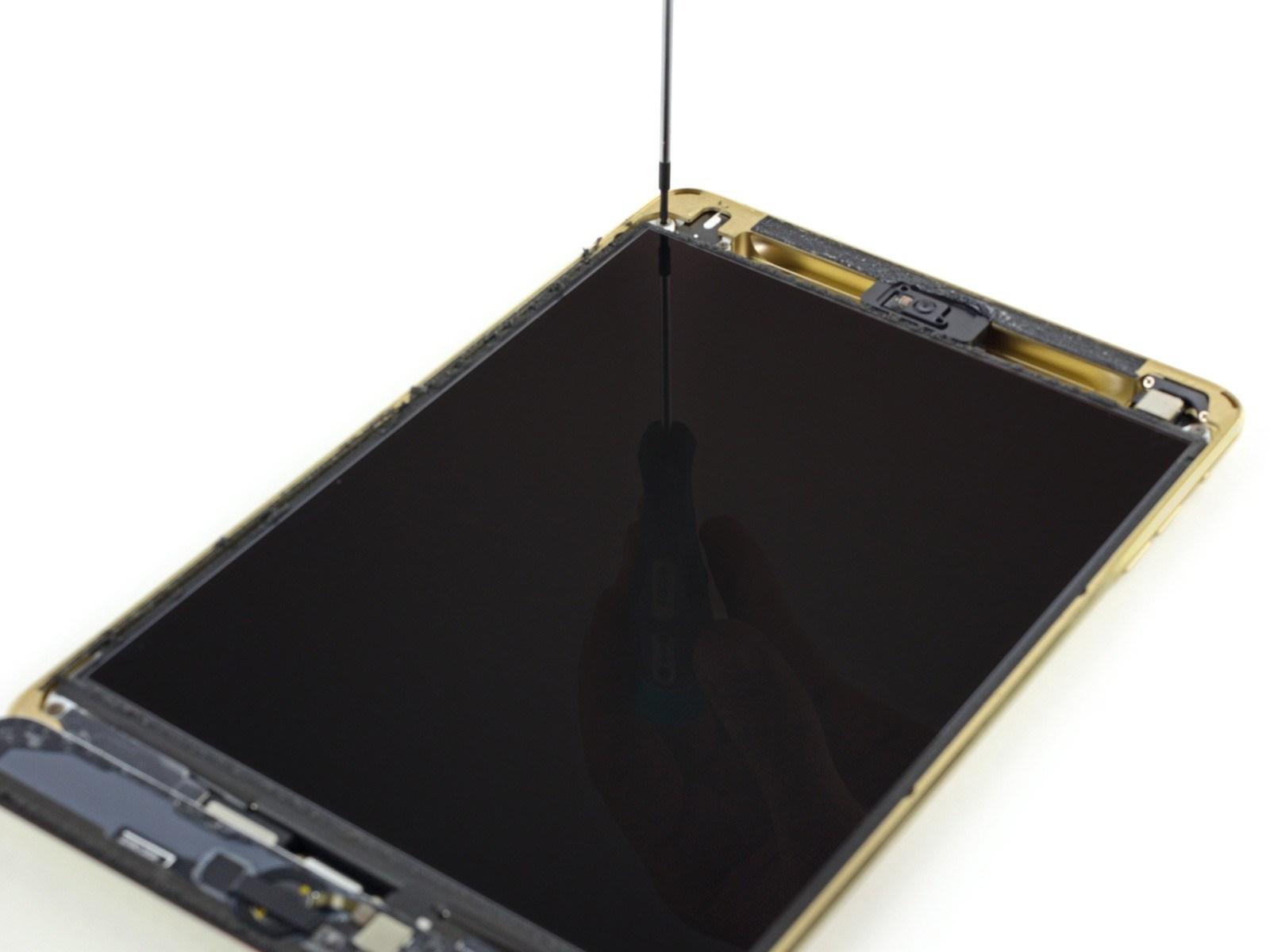 iFixit zerlegt das neue iPad Mini 3: Verklebt bis zum Home-Button ...