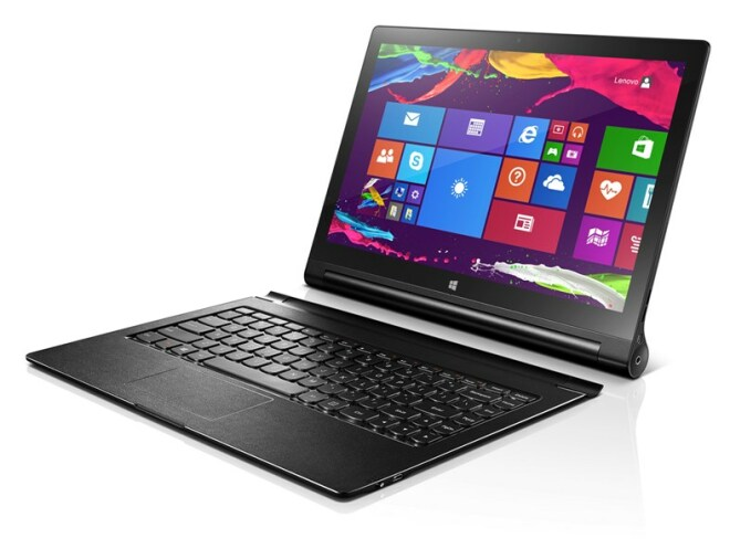 Lenovo Yoga Tablet 2 13 mit Windows
