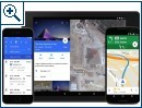 Google Maps 9.0.0 im Material Design