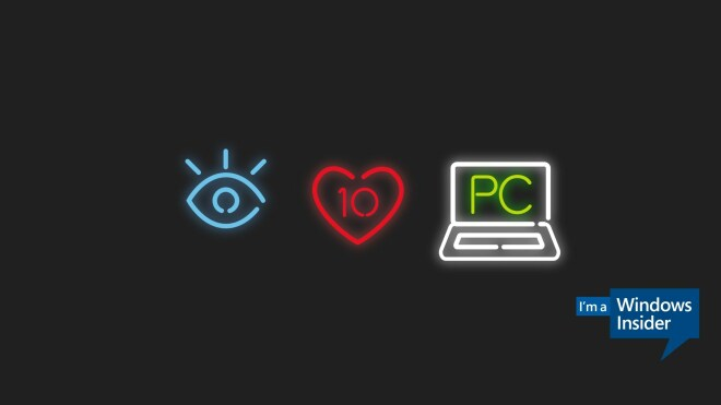 """Windows 10: """"Exklusive"""" Desktop-Hintergrundbilder für die Tester"""