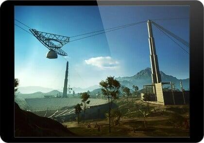 Battlefield 4 auf iOS: Dice Tech-Demo