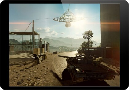 Battlefield 4 auf iOS: Dice Tech-Demo