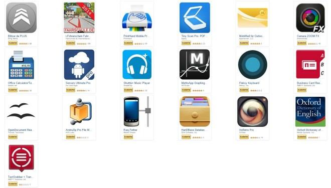 Amazon: 19 kostenlose Produktivitäts-Apps