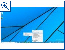 Suchbox in der Windows 10-Taskleiste aktivieren