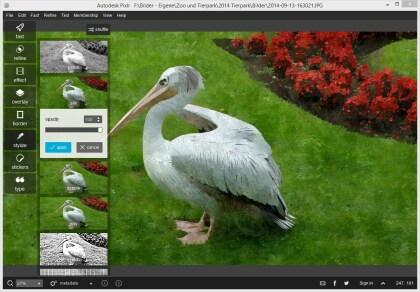 Pixlr Desktop