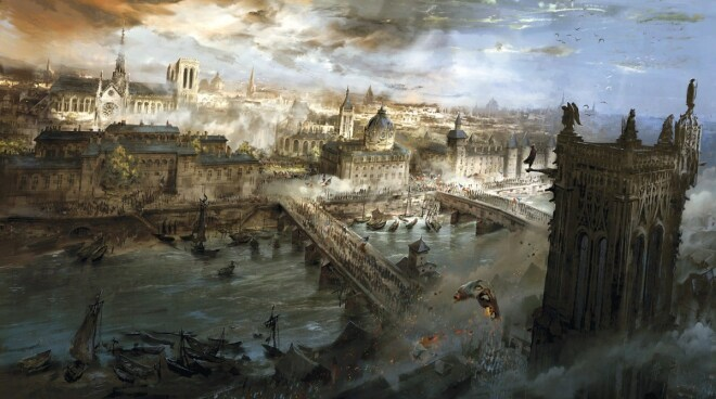 Artbook Assassin's Creed: Unity