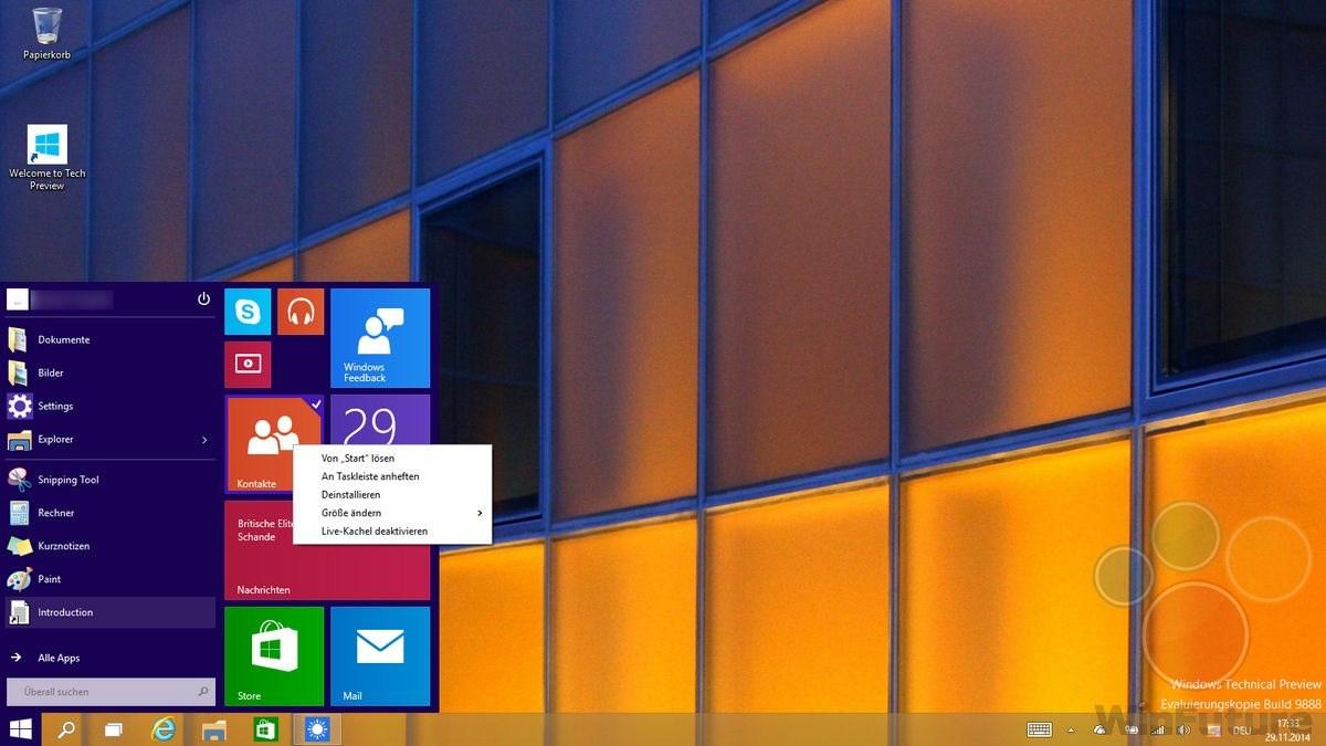 Windows 10: Microsoft kündigt Launch im Herbst 2015 an - zu spät?
