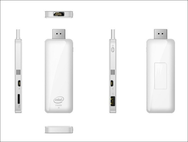 Intel Micro-PC HDMI-Sticks
