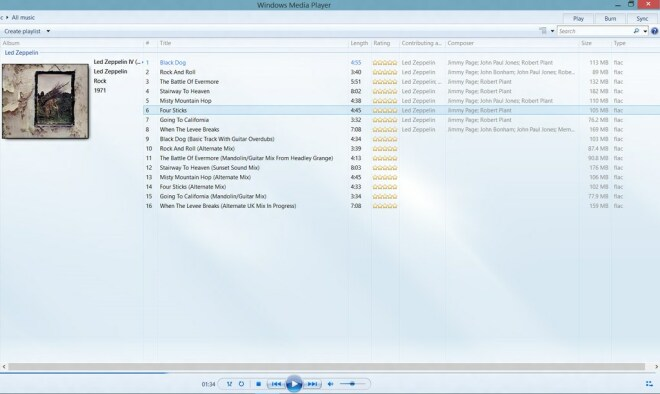 Windows 10 für Audio-Freunde: FLAC wird von Haus aus unterstützt