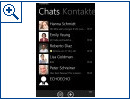 Threema für Windows Phone 8