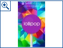 """Android 5.0 """"Lollipop"""" mit Samsung TouchWiz"""
