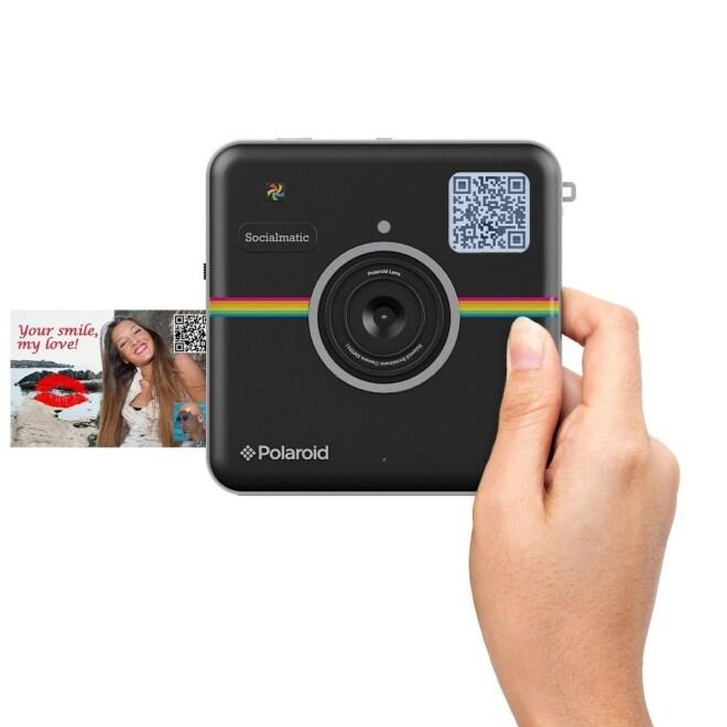 Polariods Socialmatic Kamera