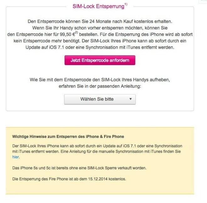 Sim-Lock Amazon Fire Phone