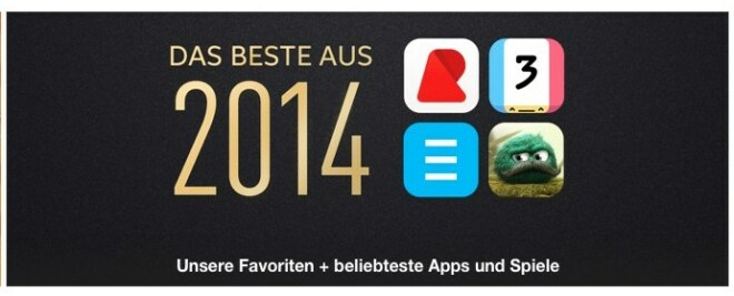 Das Beste aus 2014