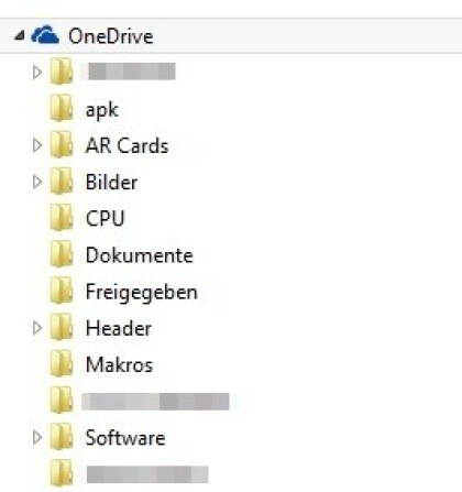 OneDrive f�r Windows