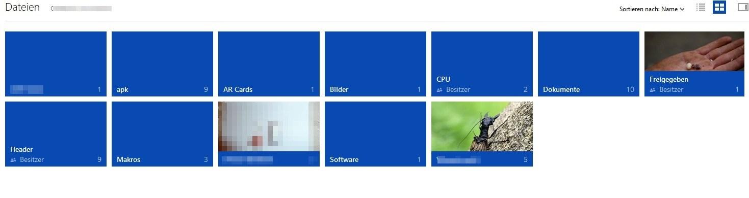 OneDrive für Windows