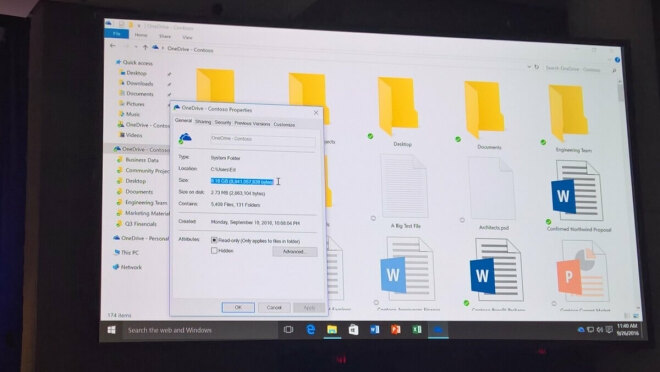 OneDrive für Windows