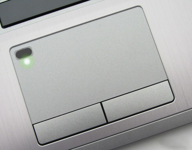 Synaptics SecurePad