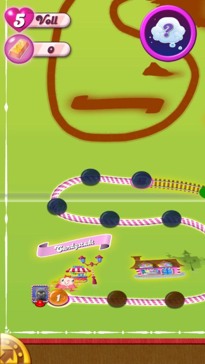 Casual-Hit Candy Crush Saga wird auf Windows 10 'vorinstalliert'
