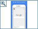 Google f�r iOS 5.0.0