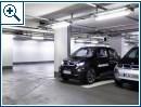 BMW CES 2015:Remote Valet Parking Assistant - Bild 3