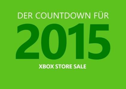 Countdown 2015: Xbox Store Sale