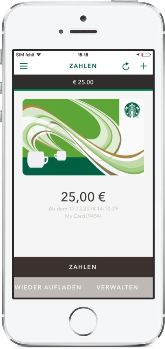 Nach jahrelanger Wartezeit: Mobile Payment bei Starbucks DE floppt ...