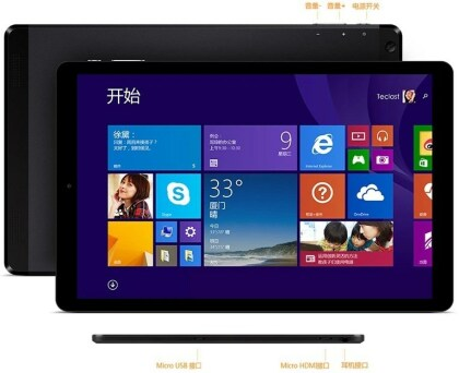 Dual-Boot-Tablets mit Windows 8.1 & Android