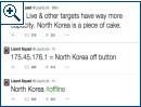 Nordkorea offline
