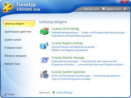 tuneup 2008 vollversion