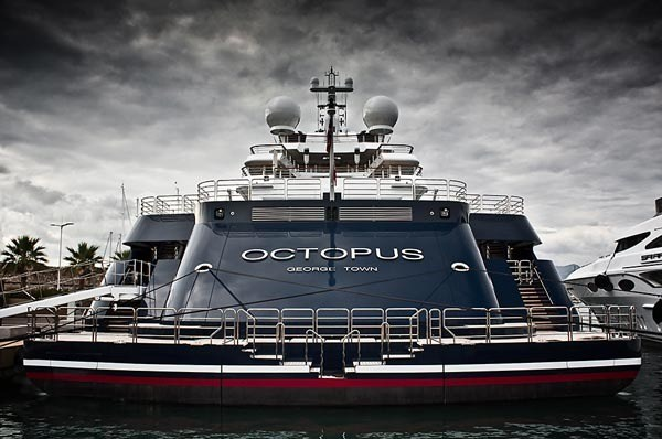 Paul Allens Luxus Yacht Verursacht Grossen Schaden An Korallenriff