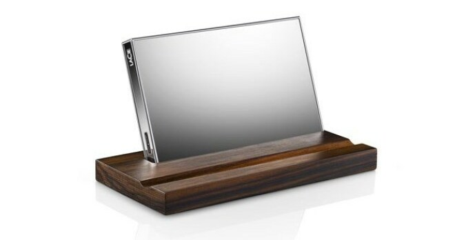LaCie Mirror Designer-Festplatte
