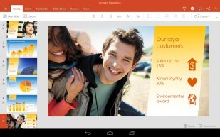 Office für Android Preview