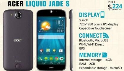 Acers Liquid Jade S