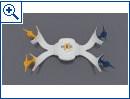 Nixie: Mini-Drohne fürs Handgelenk