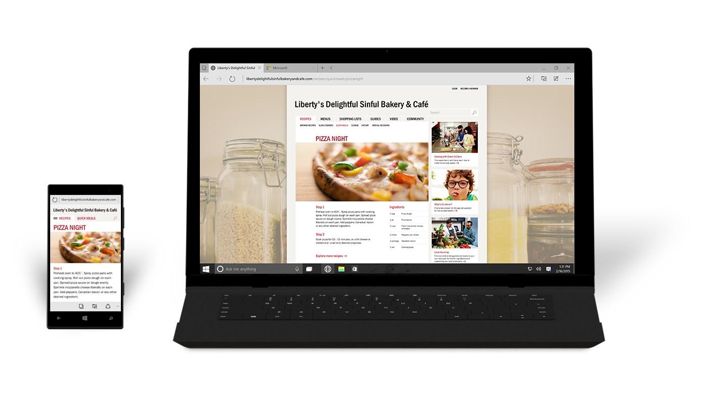 Windows 10: Nächste Technical Preview kommt mit Spartan-Browser