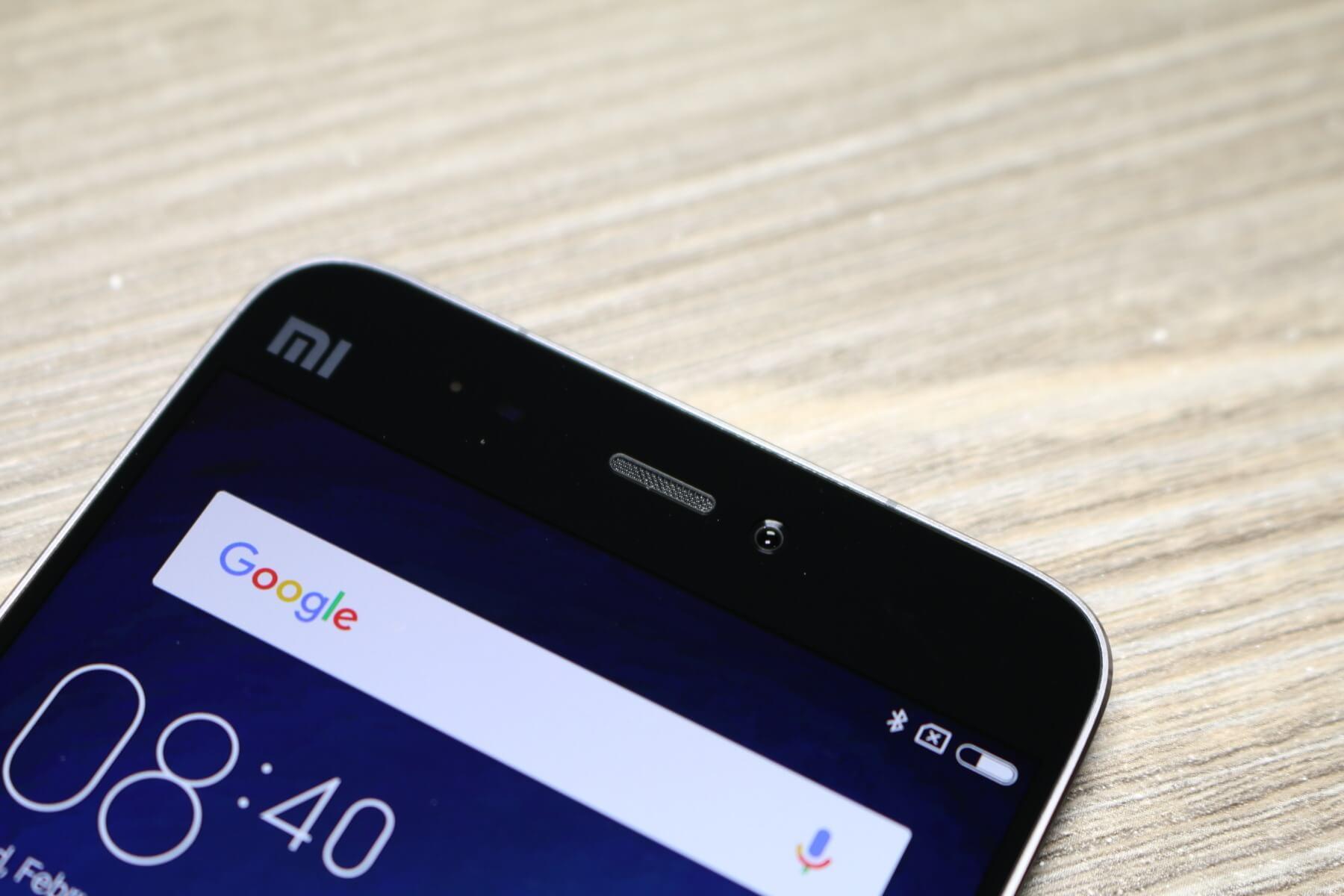 Xiaomi Mi 5 Das Phone Uber Derzeit Alle Reden Im Hands On