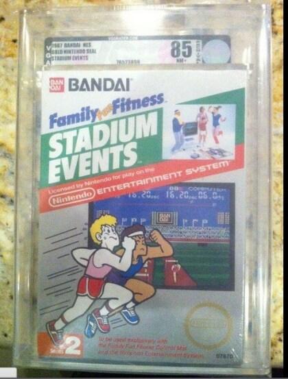 NES Stadium Events Ebay
