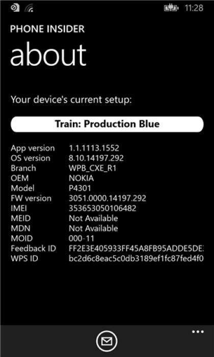 Windows Phone: Insider-App freigegeben, Preview kommt also bald