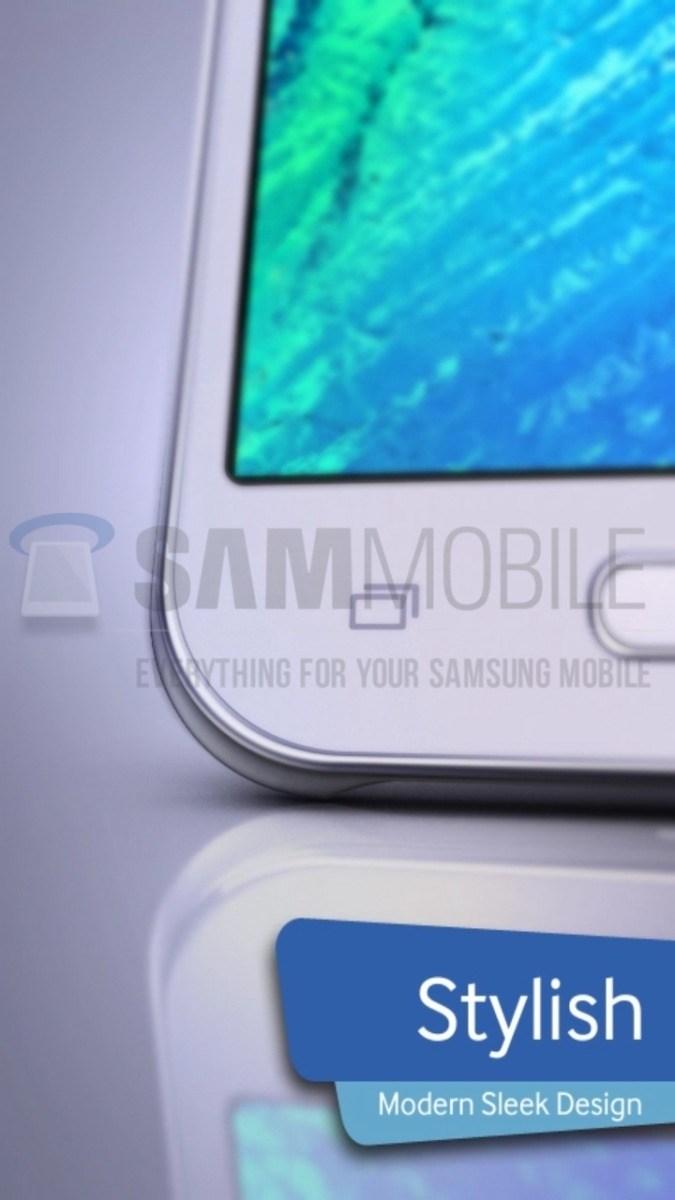 Bilder Vom Galaxy J1 Aufgetaucht Verffentlichung Schon Morgen Samsung J100 4 Gb
