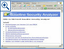 Microsoft Baseline Security Analyzer 2.0