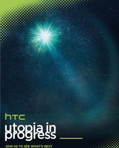 HTC: Einladung zum HTC-Event