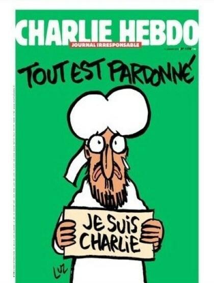 Charlie Hebdo App f�r iOS, Android & Windows Phone