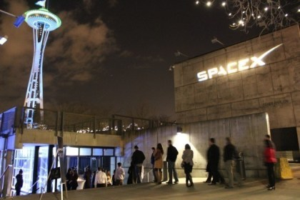 SpaceX Seattle