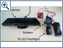 Microsoft: AutoCharge mit Licht
