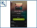 Spotify 5.0 f�r Windows Phone
