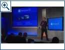 Windows 10 Consumer Preview Event
