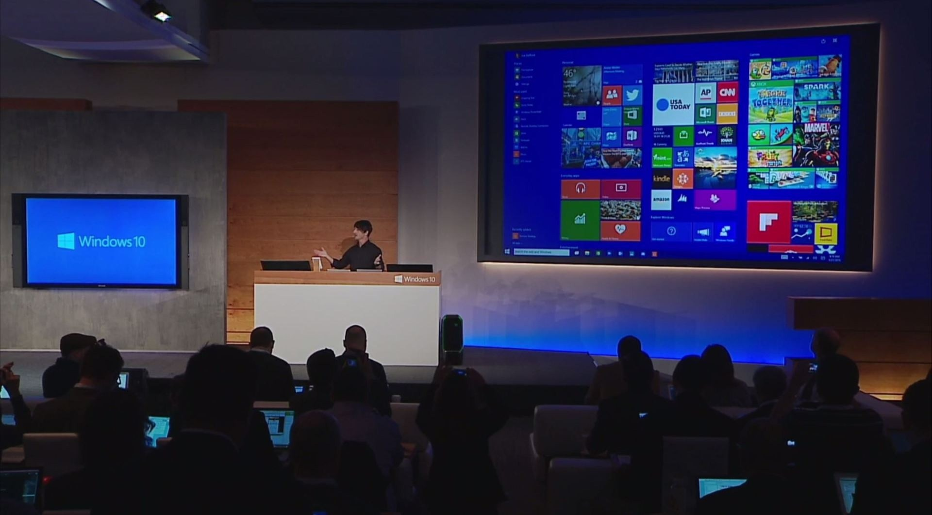 Neuer Windows-10-Build nächste Woche; Mobile-Preview im Februar