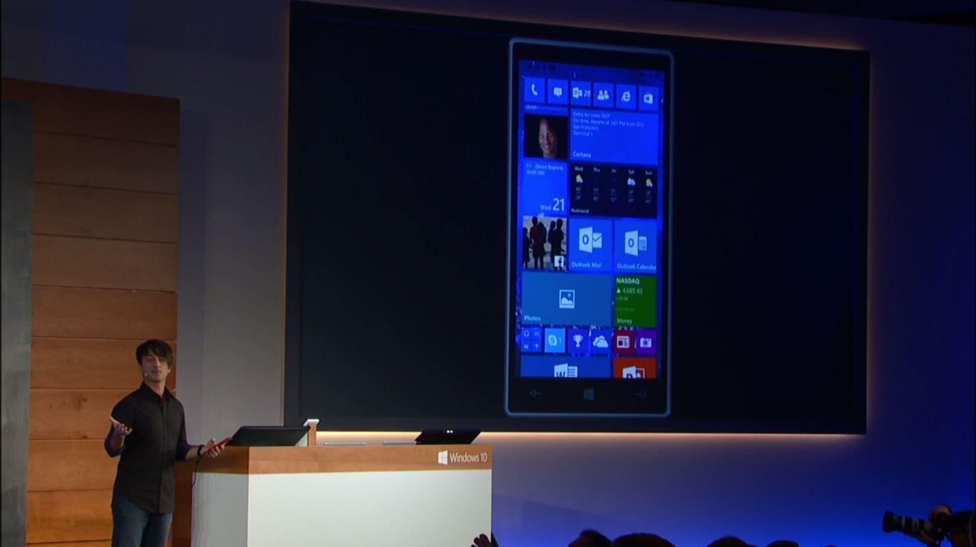 Windows 10: Octacore-Smartphones und -Tablets angekündigt